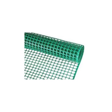 MALLA JARDINERA VERDE ROLLO 1 X 30 METROS ( 20mm)