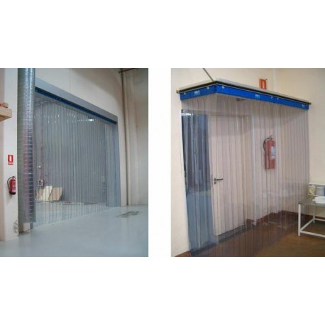PLANCHAS DE PVC FLEXIBLE TRANSPARENTE