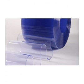 TIRAS DE PVC FLEXIBLE TRANSPARENTE ( 3 mm)