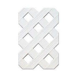 PANEL DECORATIVO CON MARCO 1 X 2 BLANCO