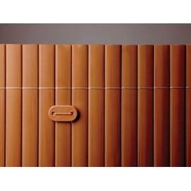 CAÑIZO DE PVC CHOCOLATE 1 CARA 900 GR