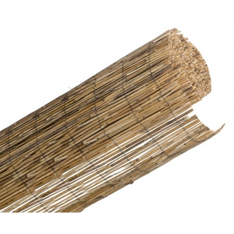 BAMBU NATURAL ROLLO 1,5 X 5 METROS