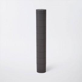 CAÑIZO DE PVC ANTRACITA DOBLE CARA 1350 GRAMOS