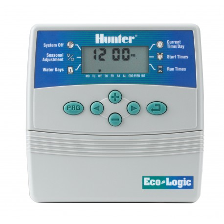 PROGRAMADOR ECO-LOGIC 6 ESTACIONES HUNTER